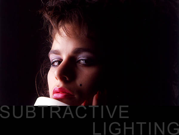 Subtractive Lighting for Dramatic Effect on Lighting Essentials