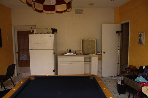 This is the laundry room I had to start with.
