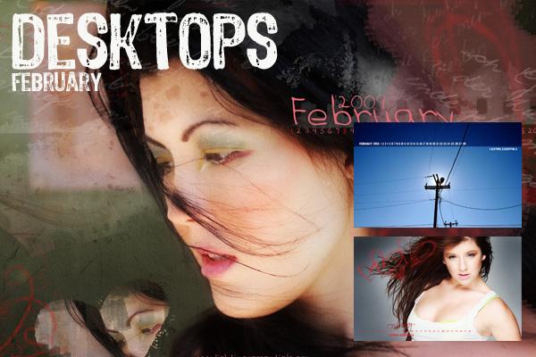 February 2009 Desktops