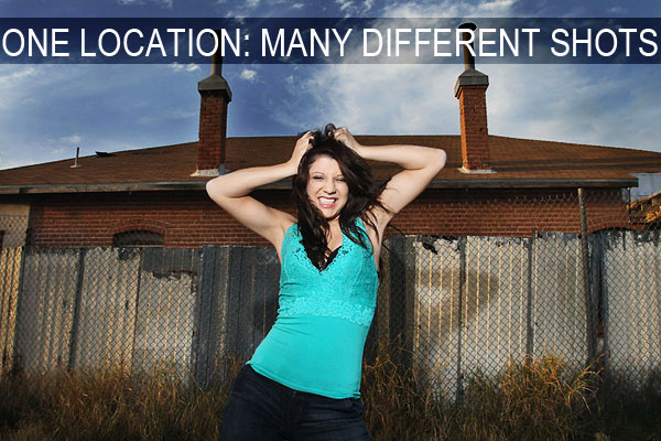 One Location with Many Different Images
