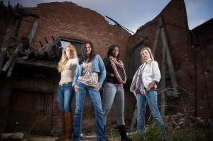 Small Strobes with Big Results: Nashville Workshop Image: Group Shot