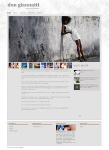 Fresh and Exciting WP themes for photographers
