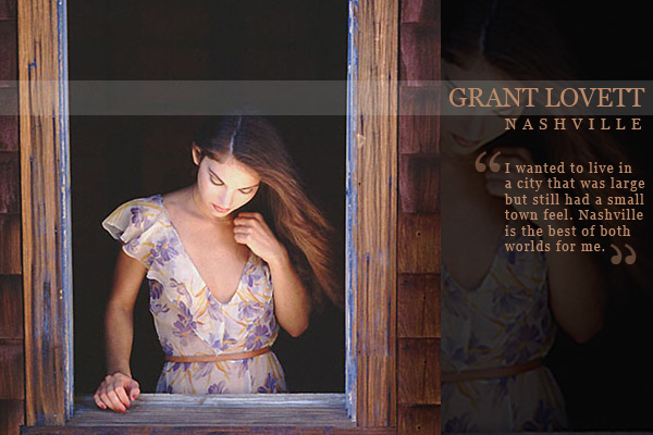 Grant Lovett: Interview with a Nashville Photographer