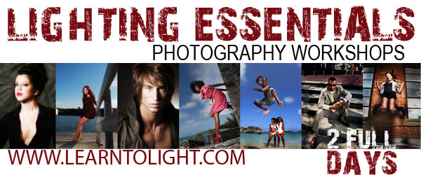 Learn to Light at a weekend workshop