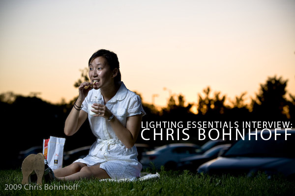 Chris Bohnhoff, Photographer.