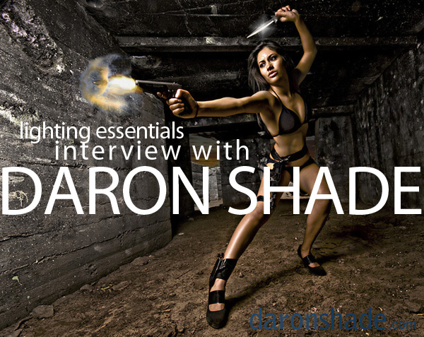 An Interview with Daron Shade. Tucson Photographer