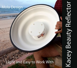 The Kacey Beauty Reflector on Lighting Essentials