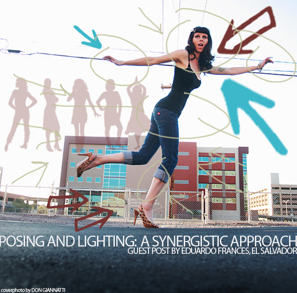 Lighting and Posing: A synergistic approach by Eduardo Frances