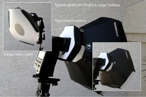 The new mount for the ProKit 6 is a big improvement. It is easier and faster than the old system