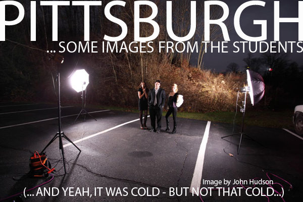 Pittsburgh Lighting Essentials Workshop: A Blast in Western PA