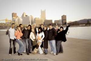 The Pittsburgh Gang. Serious photographers for serious times