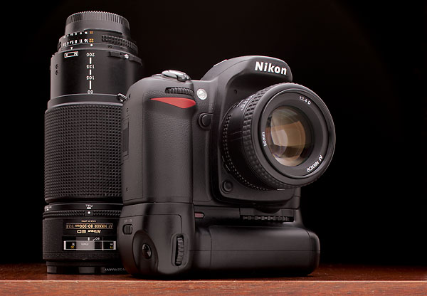 Jan Klier's shot of Nikon Camera and Lens