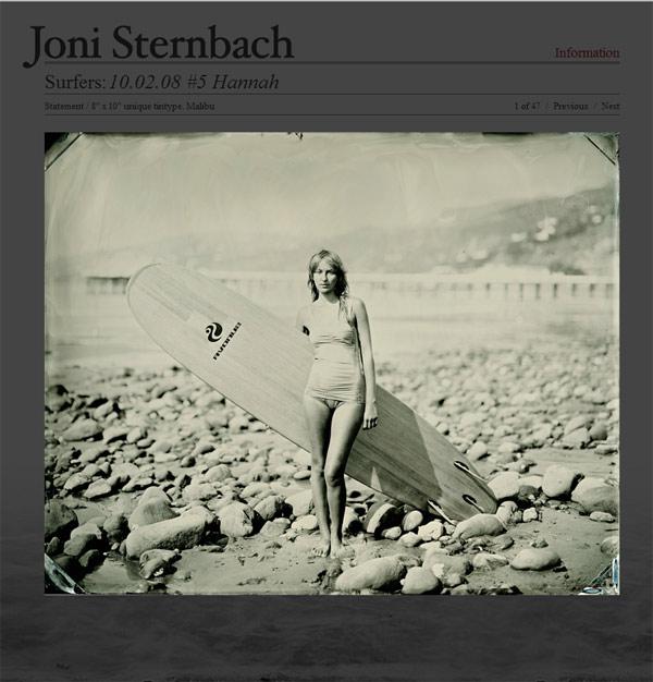 Joni Sternbach, Photographer : www.jonisternbach.com