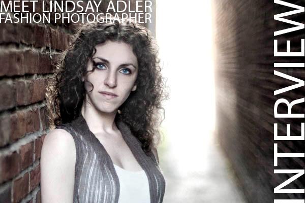 Meet Lindsay Adler, a Fashion Photographer in Manhattan