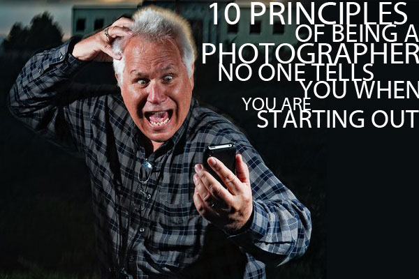 PRINCIPLES OF PHOTOGRAPHY NOBODY DONE TELL YOU