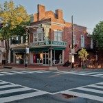 Goolricks_Pharmacy_Oldest_Soda_Fountain_Counter_In_US_City_Center_Intersection