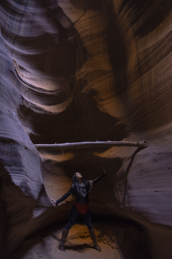 bri-slot-canyon-log