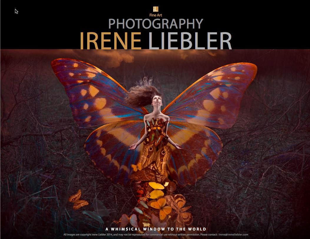 Irene Liebler is Giving Her Book Away…