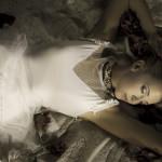 The Romantic Portraits of Alicia Bonterre