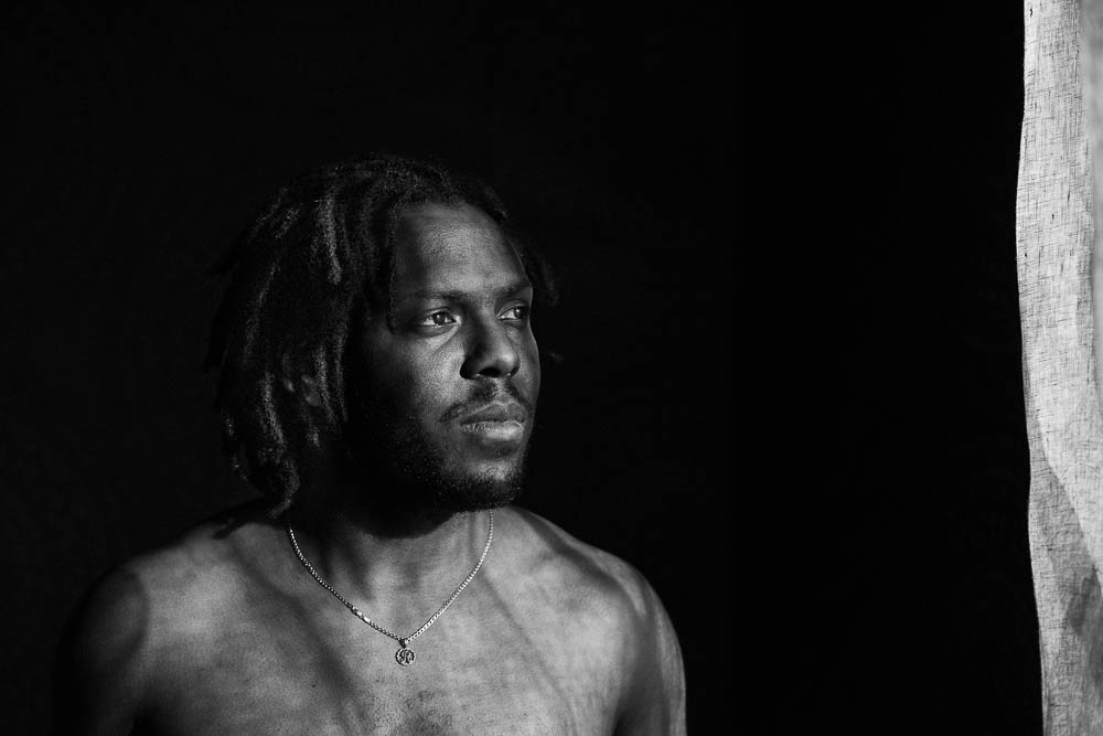 This dramatic portrait was lit with only a window light. Photographer Linda Luu Kiefl positioned her subject to give extra dark space around him.  sc 1 st  Lighting Essentials & What We Can Learn from Portraits u2013 ESSENTIALS For Photographers azcodes.com