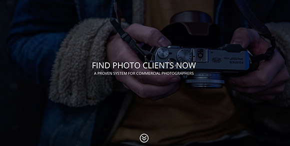 Find and Keep Commercial Photography Clients: A Free Training Series.