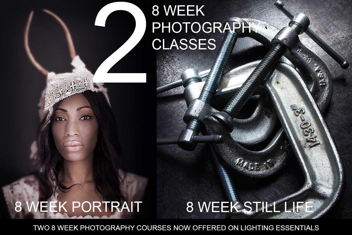 Now Enrolling for Two Different 8 Week Photography Workshops