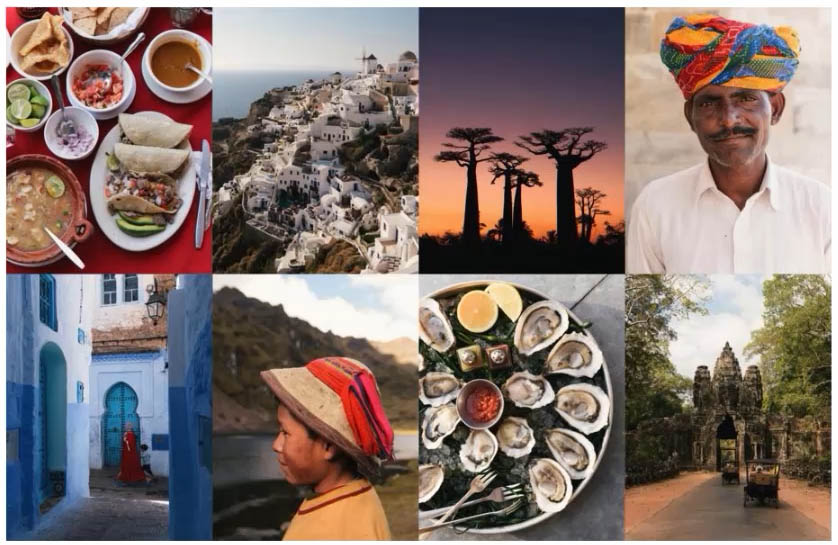 """""""Connected"""" – A Travel Photographers Visual Diary of the World and its People"""