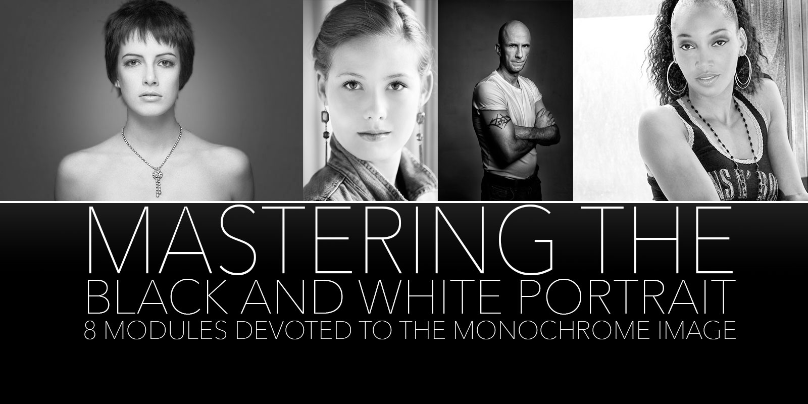Mastering the black and white portrait essentials for photographers