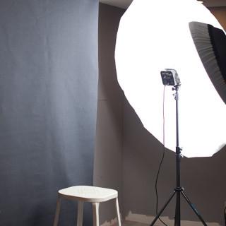 BACKGROUND TUTORIAL background set up for headshot