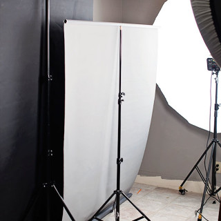BACKGROUND TUTORIAL background stands with window  shades