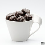 March Madness: 18; Photographing Chocolate