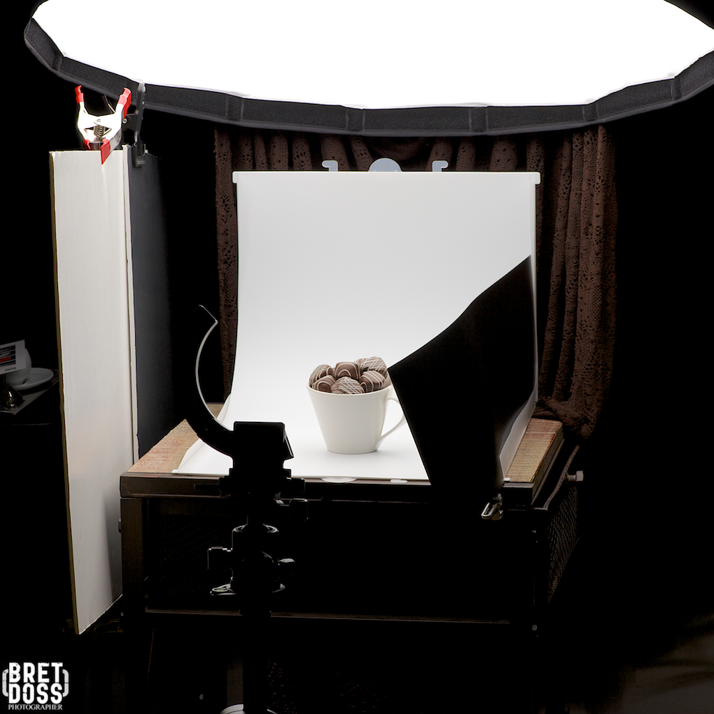 Chocolate Assignment setups © Bret Doss 2015 03