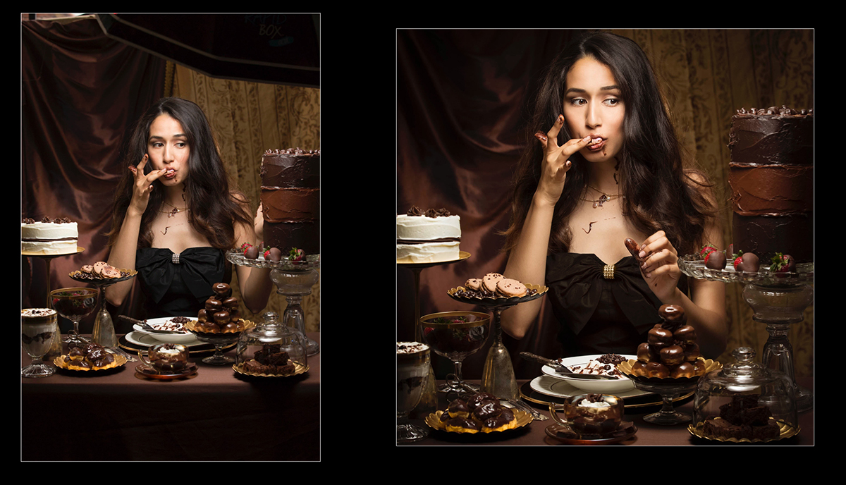 Chocolate indulgence sooc v final copyright Sam Breach 2015