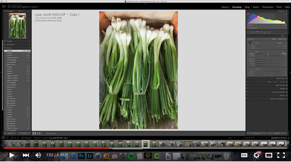 March Madness 15: Introduction to a Lightroom Edit