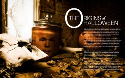 The Origins of Halloween, 2016