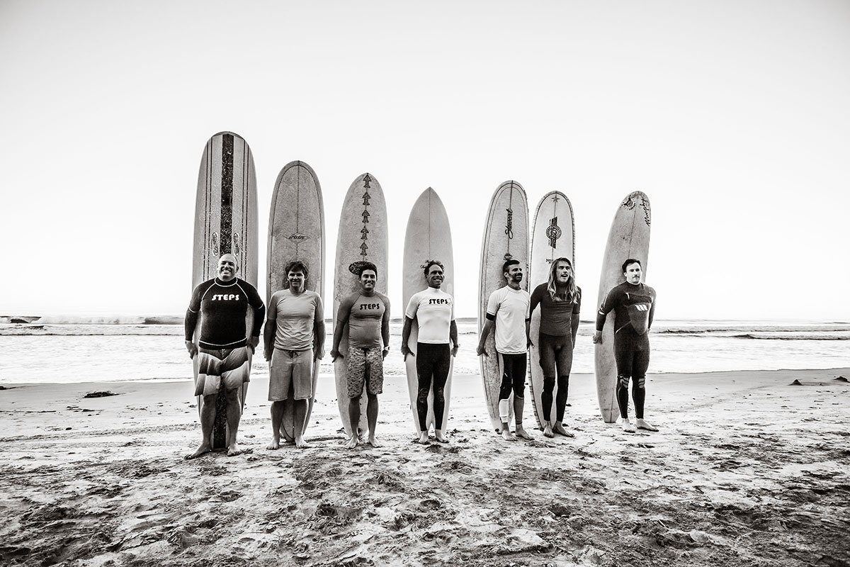 Mike Moore: Surf Shoot