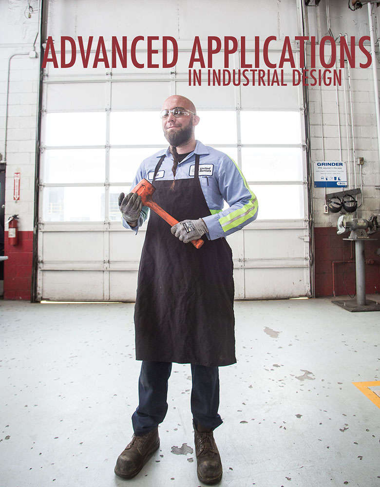 05: Assignment Five: Industrial Magazine Cover