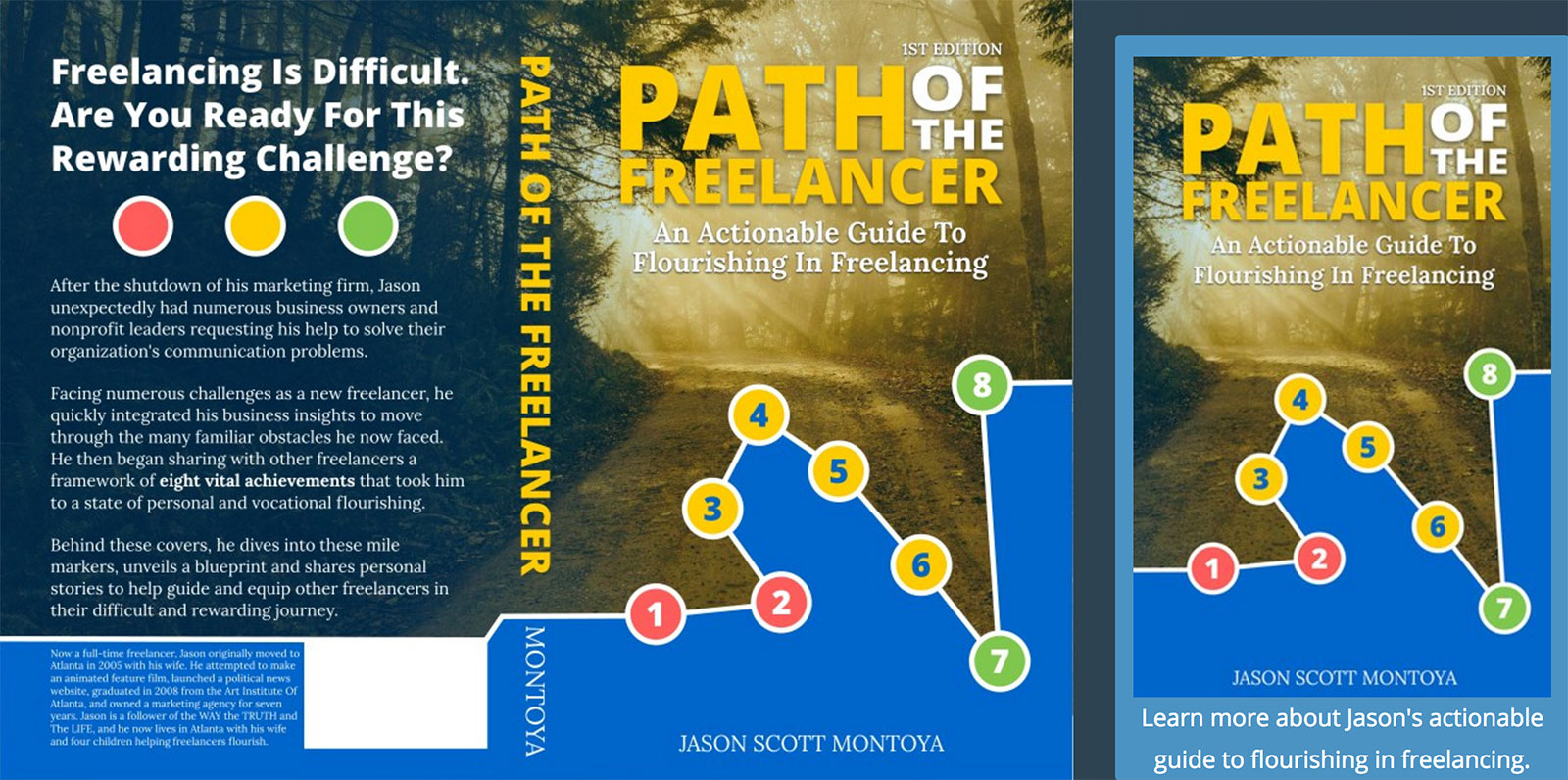 Interview: Jason Scott Montoya: Path of the Freelancer