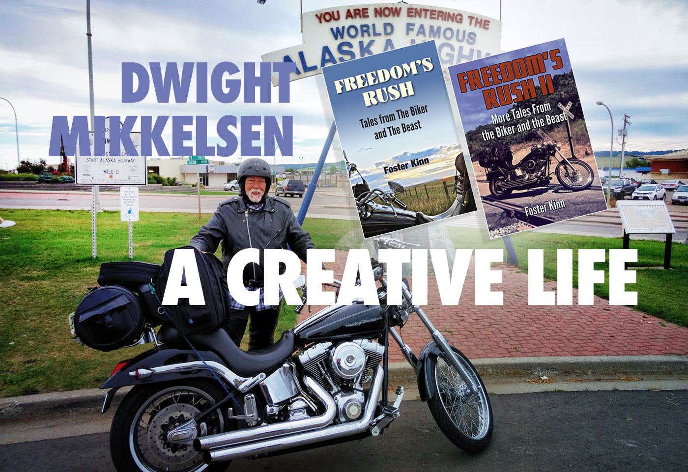 Meet Dwight Mikkelsen: A Creative Life