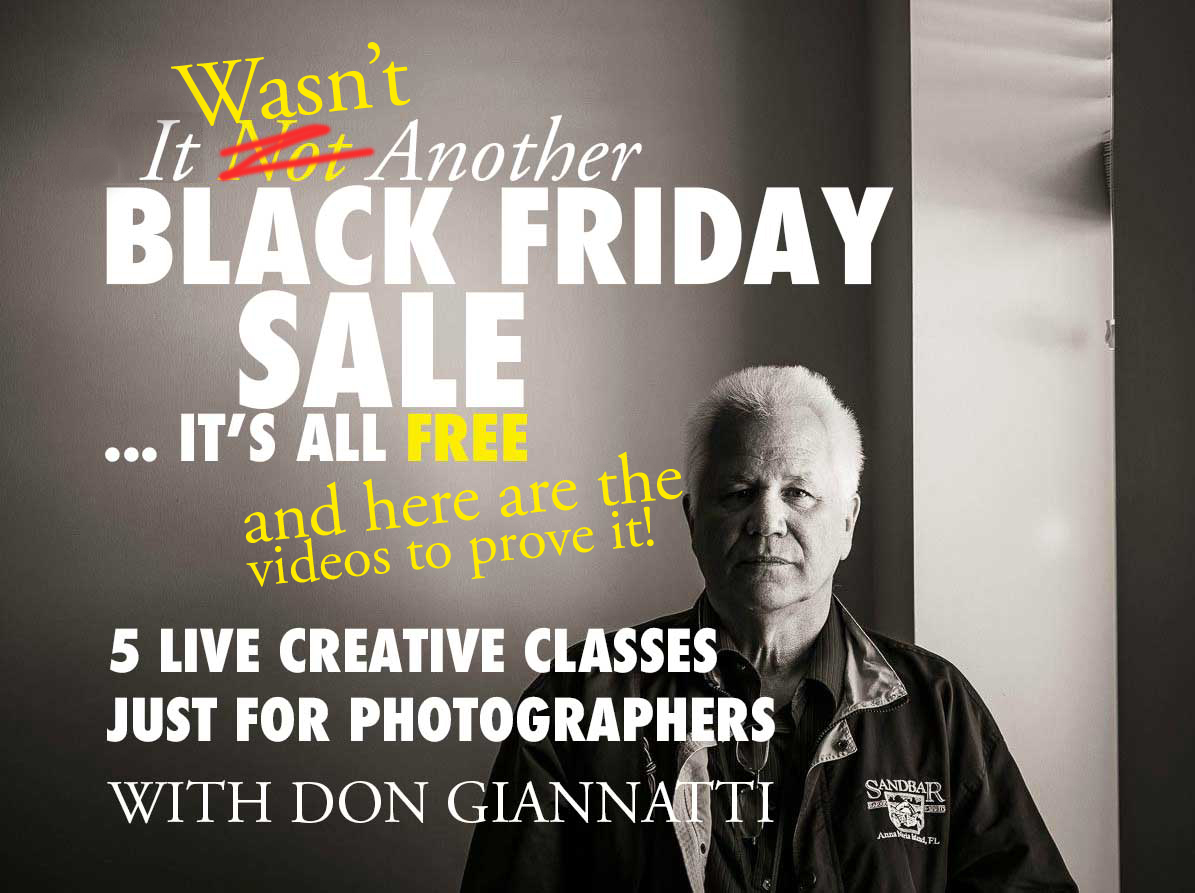 BLACK FRIDAY IS FREE at Lighting Essentials