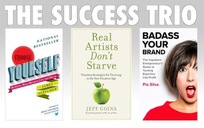Three Books That Will Boost Your Success Quotient