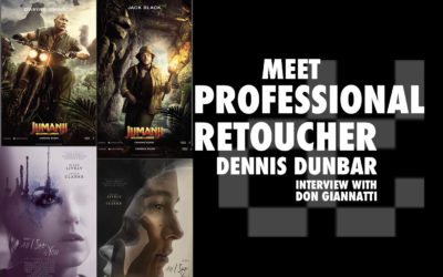 Dennis Dunbar: Professional Photo Retoucher, Los Angeles