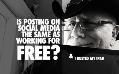 Is Posting to Social Media the Same as Working For Free?