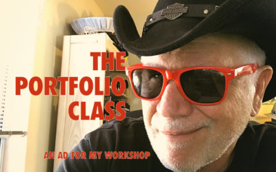 The Portfolio Workshop is Coming Up