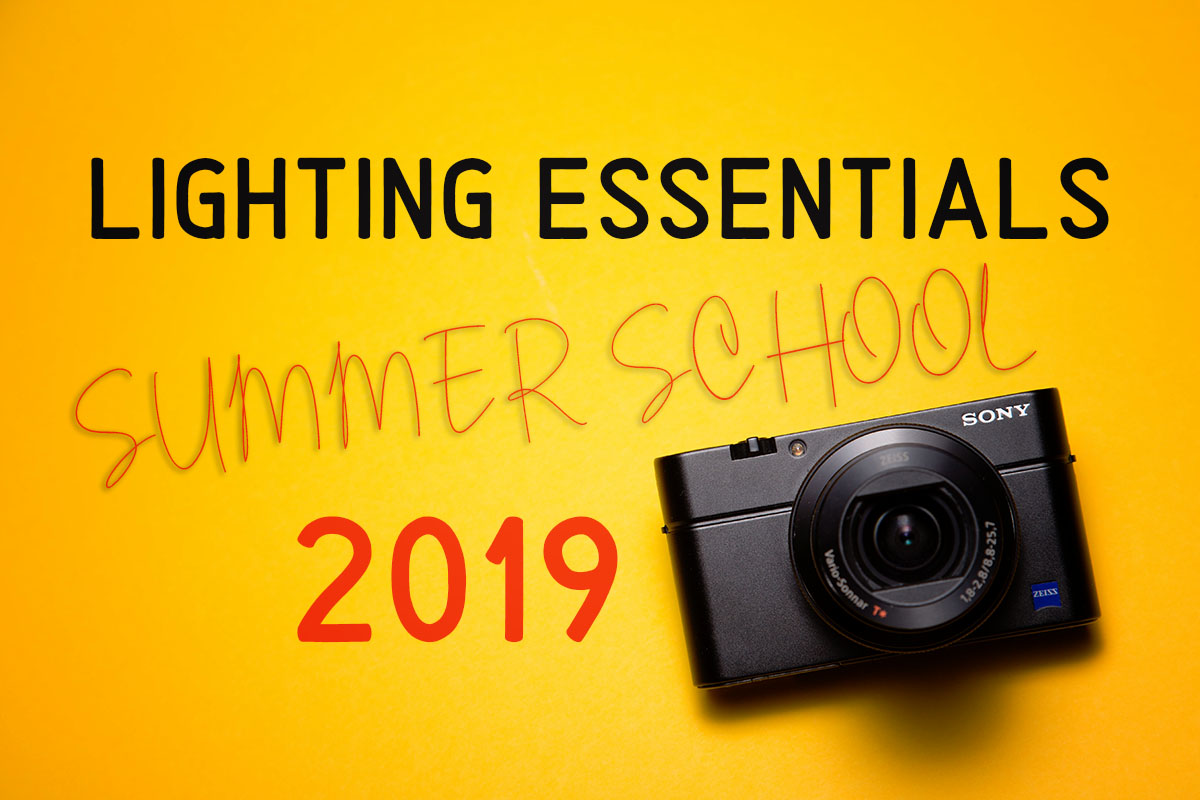 Module One From Upcoming Free Food Course (2019 SUMMER SCHOOL) ? ESSENTIALS For Photographers